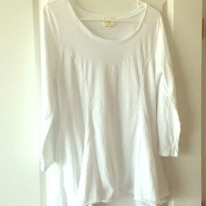 Anthropologie Long Sleeve T